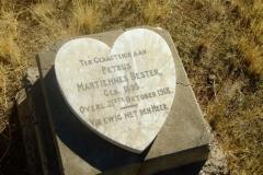 Bester, Martiennes born 1893 died 21 October 1918