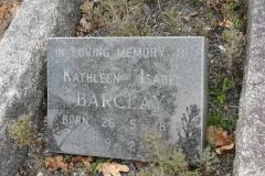Barclay, Kathleen Isobel