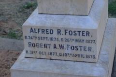 Foster Alfred R & Foster Robert A. W.