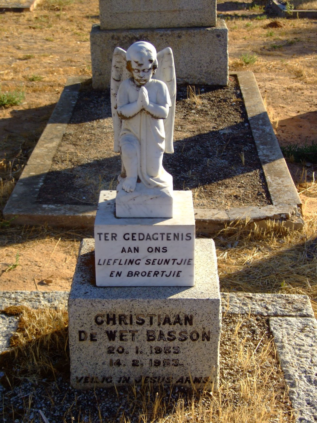 Basson, Christiaan De Wet