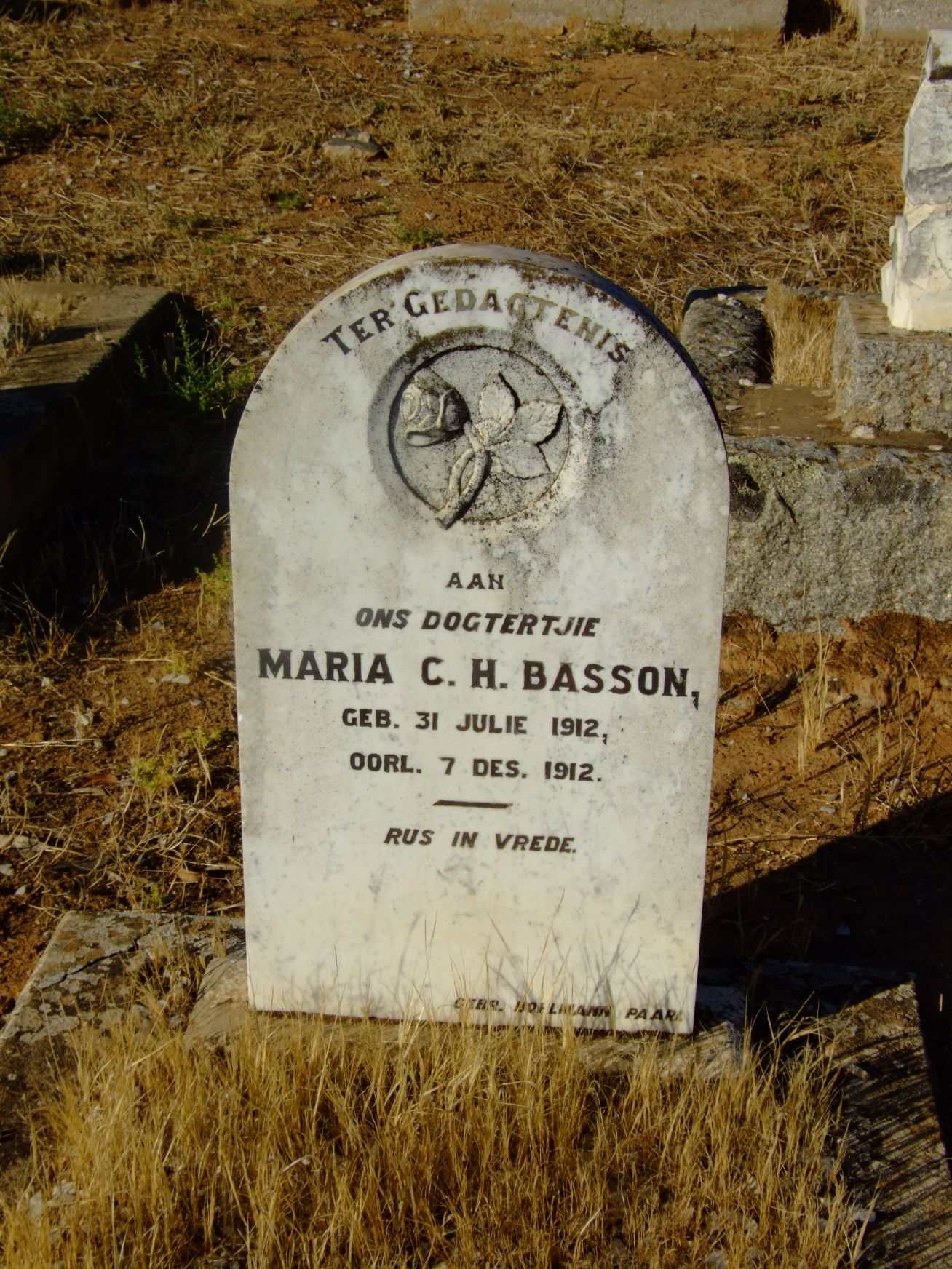 Basson, Maria C. H.