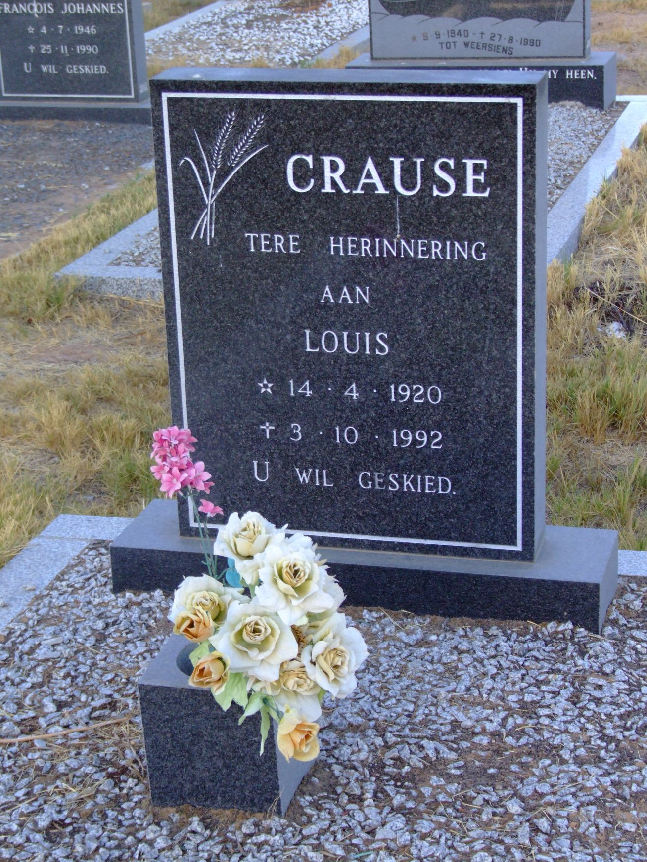 Crause, Louis