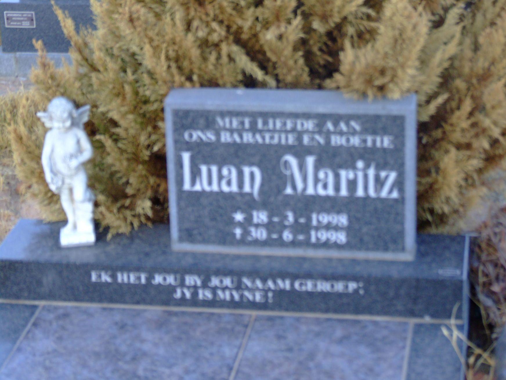 Maritz, Luan
