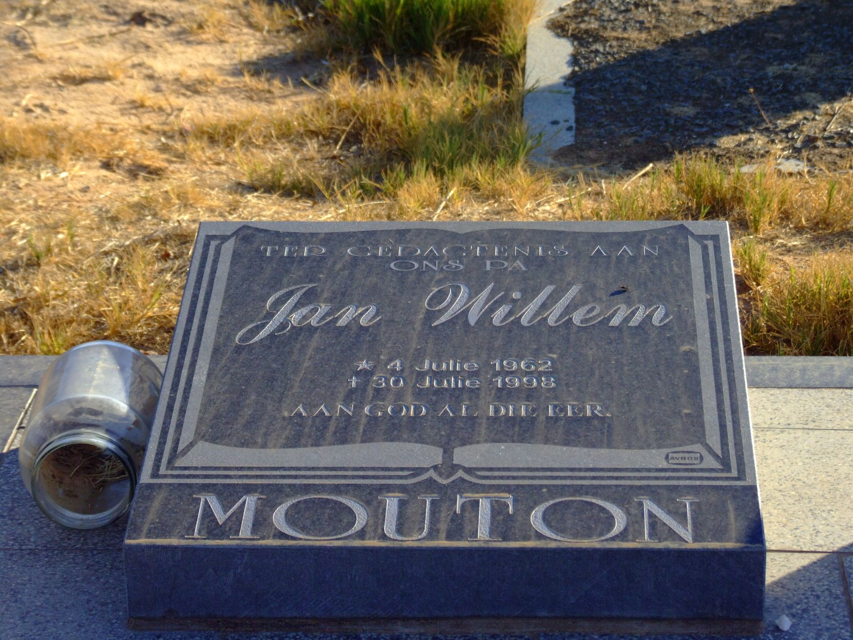 Mouton, Jan Willem