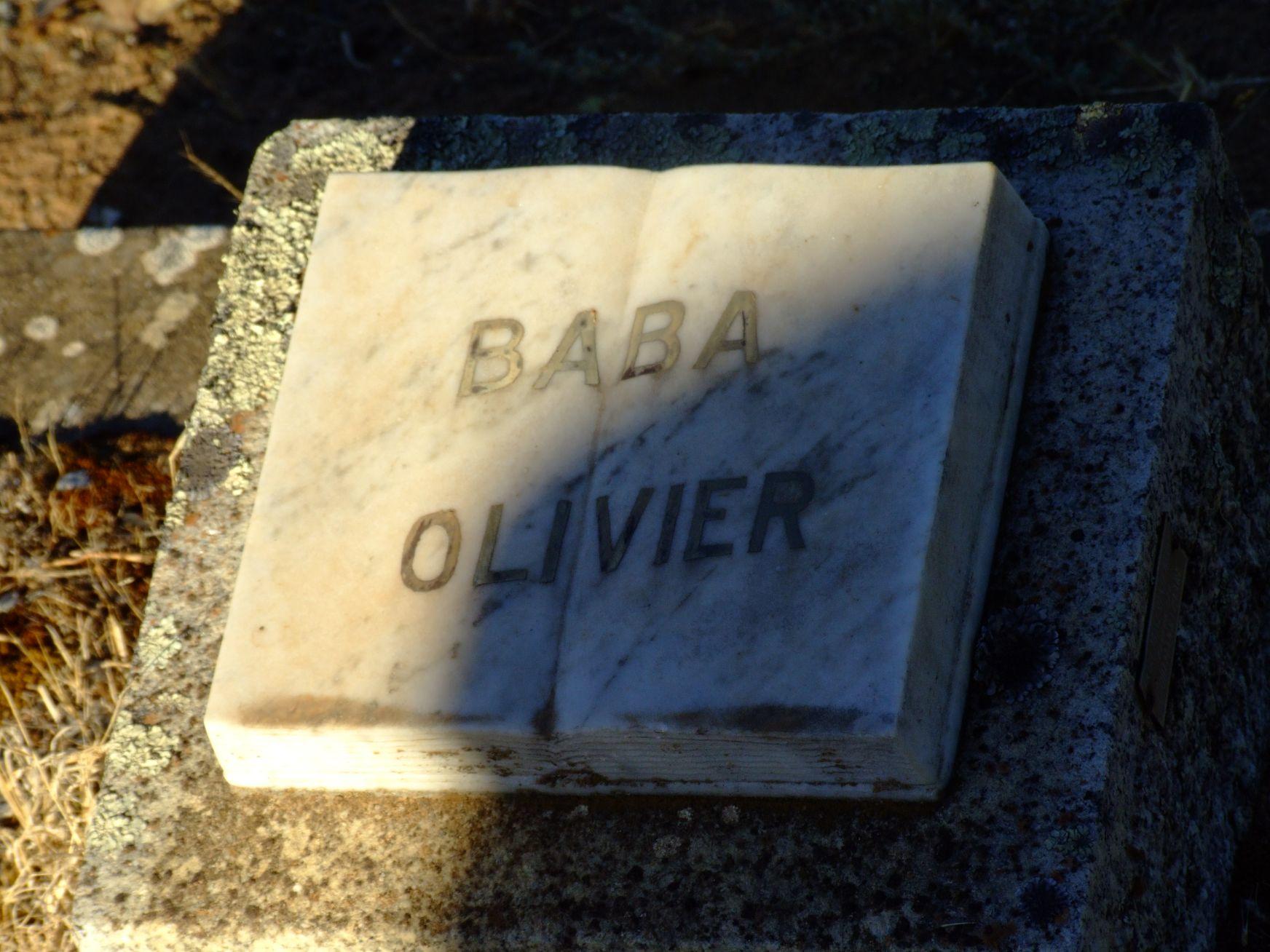 Olivier, Baba