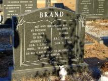 Brand, Andries F. H. + Brand, A. J. C.