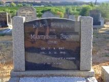Brink, Marthinus