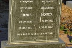Wagener, Ernie + Wagener, Monica
