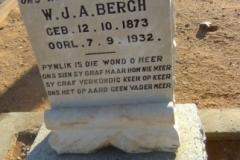 Bergh, W.J.A.