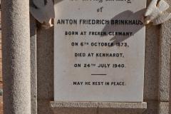 Brinkaus, Anton Friedrich