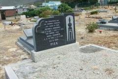 Cemetery Kleinmond 012