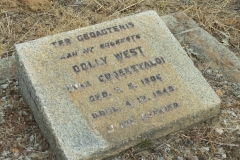 Cemetery Kleinmond 017
