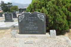 Cemetery Kleinmond 145