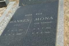 Cemetery Kleinmond 153