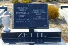 Zettl, Friedhelm Kurt