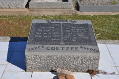 Coetzee, Eduard JJ born 28 November 1900 died 29 May 1974 + Johanna A nee Louw born 16 December 1900 died 20 March 1965