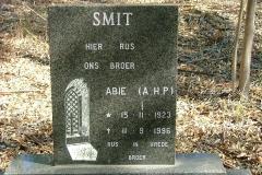 Smit, Abie (A. H. P.)