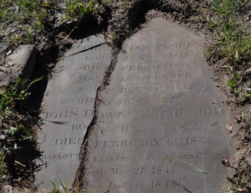 Maitland Cemetery Headstones Index