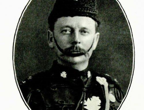 Henry  Benjamin Shawe