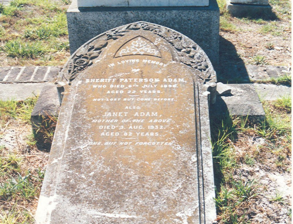 Maitland Cemetery Records
