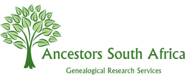 Ancestors Research South Africa Retina Logo