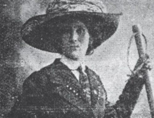 Pickhandle Mary
