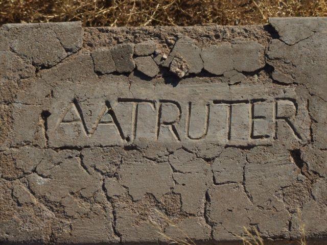 Truter, AA