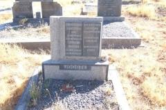 Jooste, Willem J born 04 December 1928 died 03 July 1964