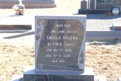 Keyser, Engela Helena