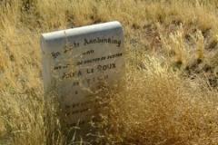 Le Roux, Anna born 26 July 1921 died 06 1926