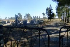 Loxton Cemetery Entrance