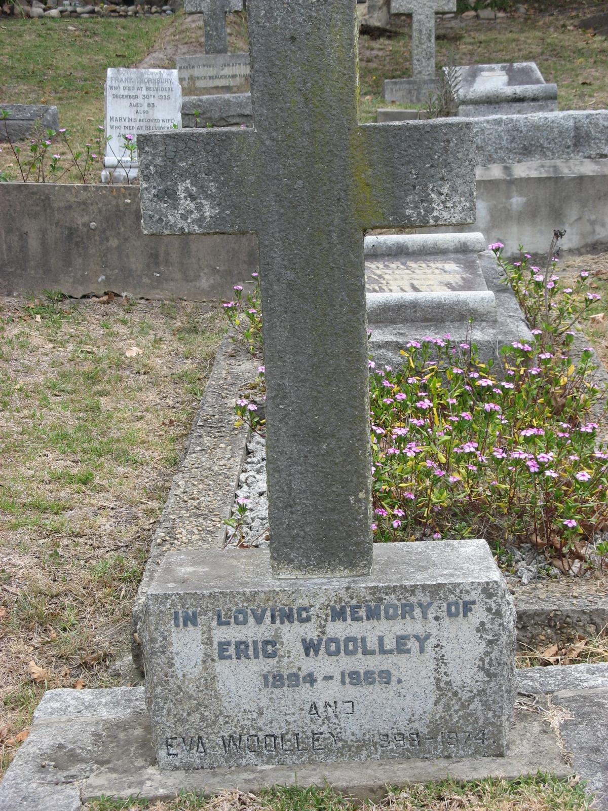 Woolley, Eric + Woolley, Eva