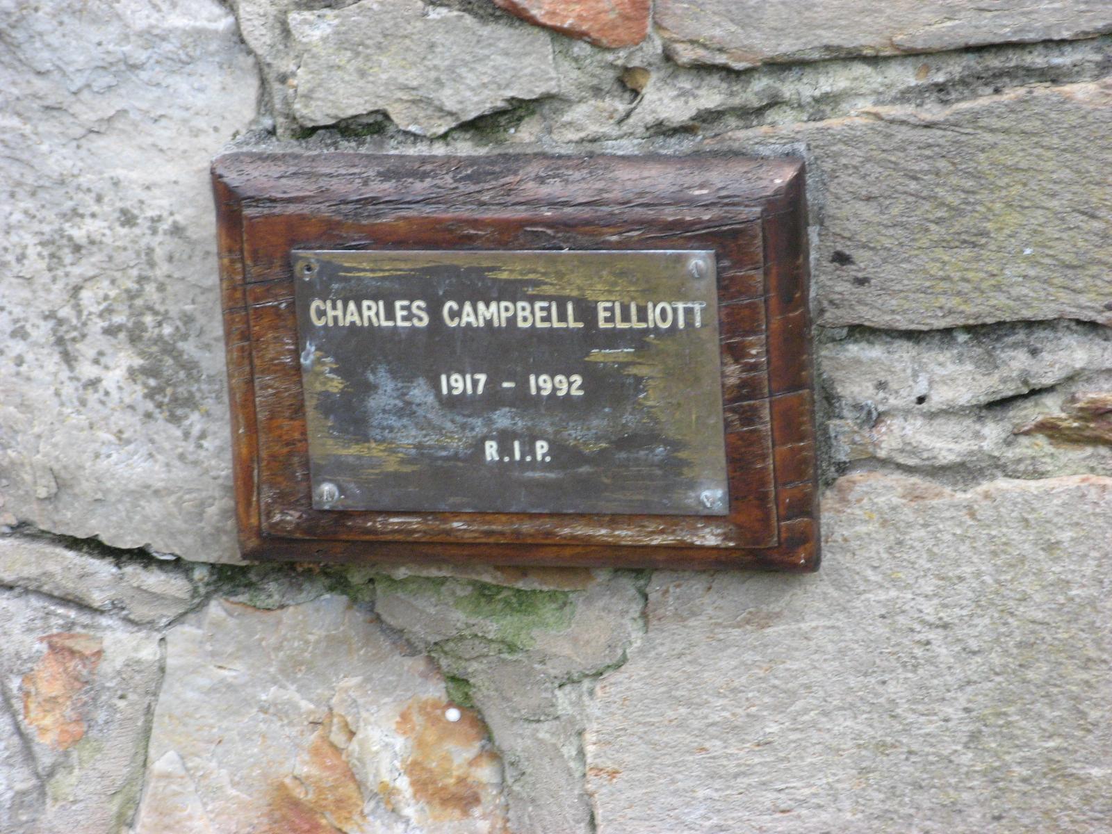Elliott, Charles Campbell