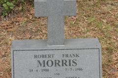 Morris, Robert Frank + Morris, Ingrid Sofia
