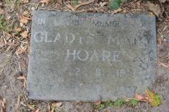 Hoare, Gladys Mary