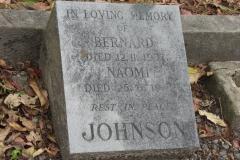 Johnson, Bernard + Johnson, Naomi