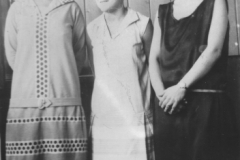 Unknown group of woman