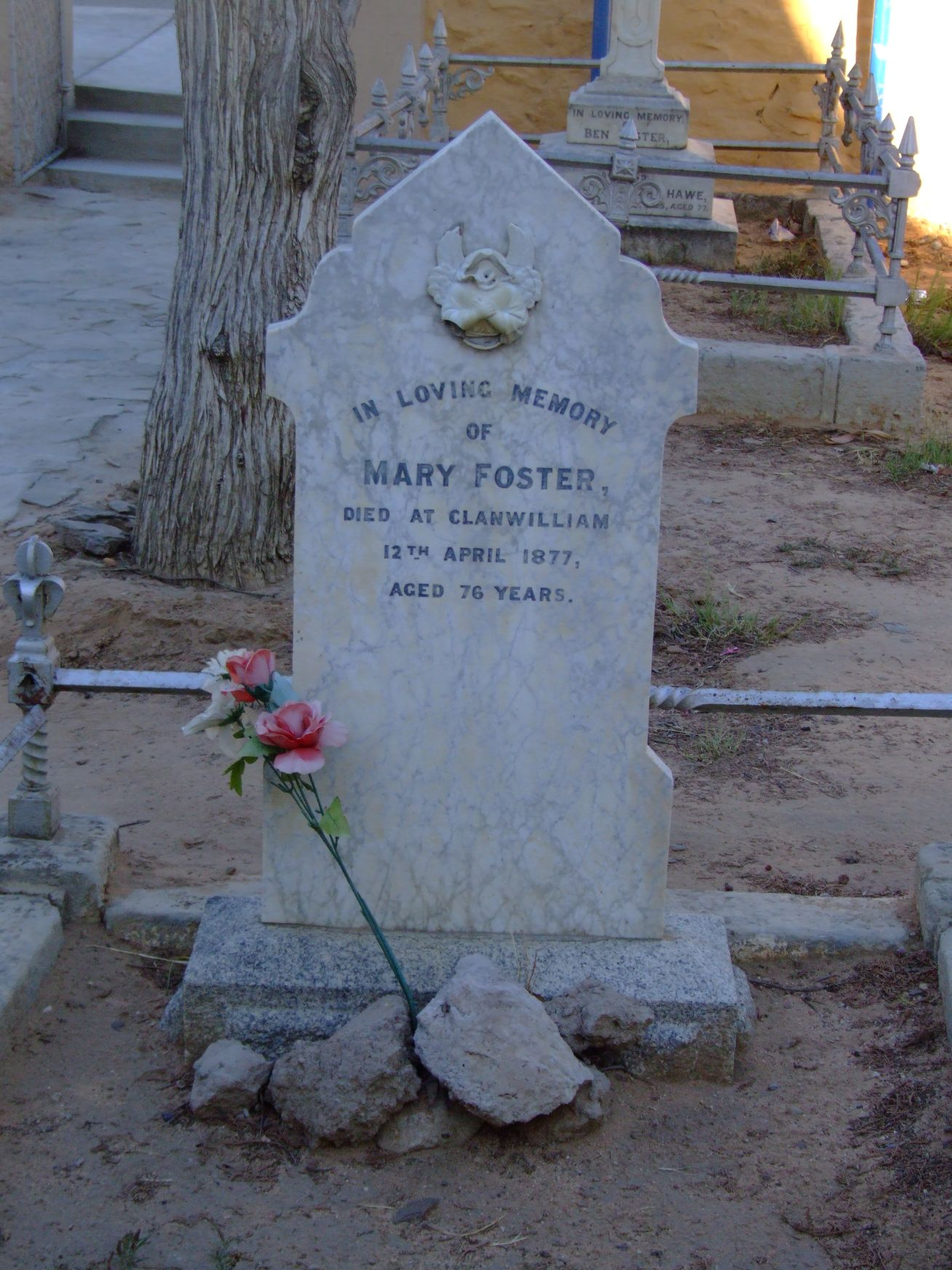 Foster, Mary