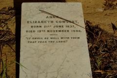 Cowsert Elizabeth