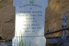 Shawe Edward & Shawe Emily born Bayly.