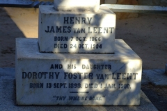 van Leent, Henry James & van Leent Dorothy Foster
