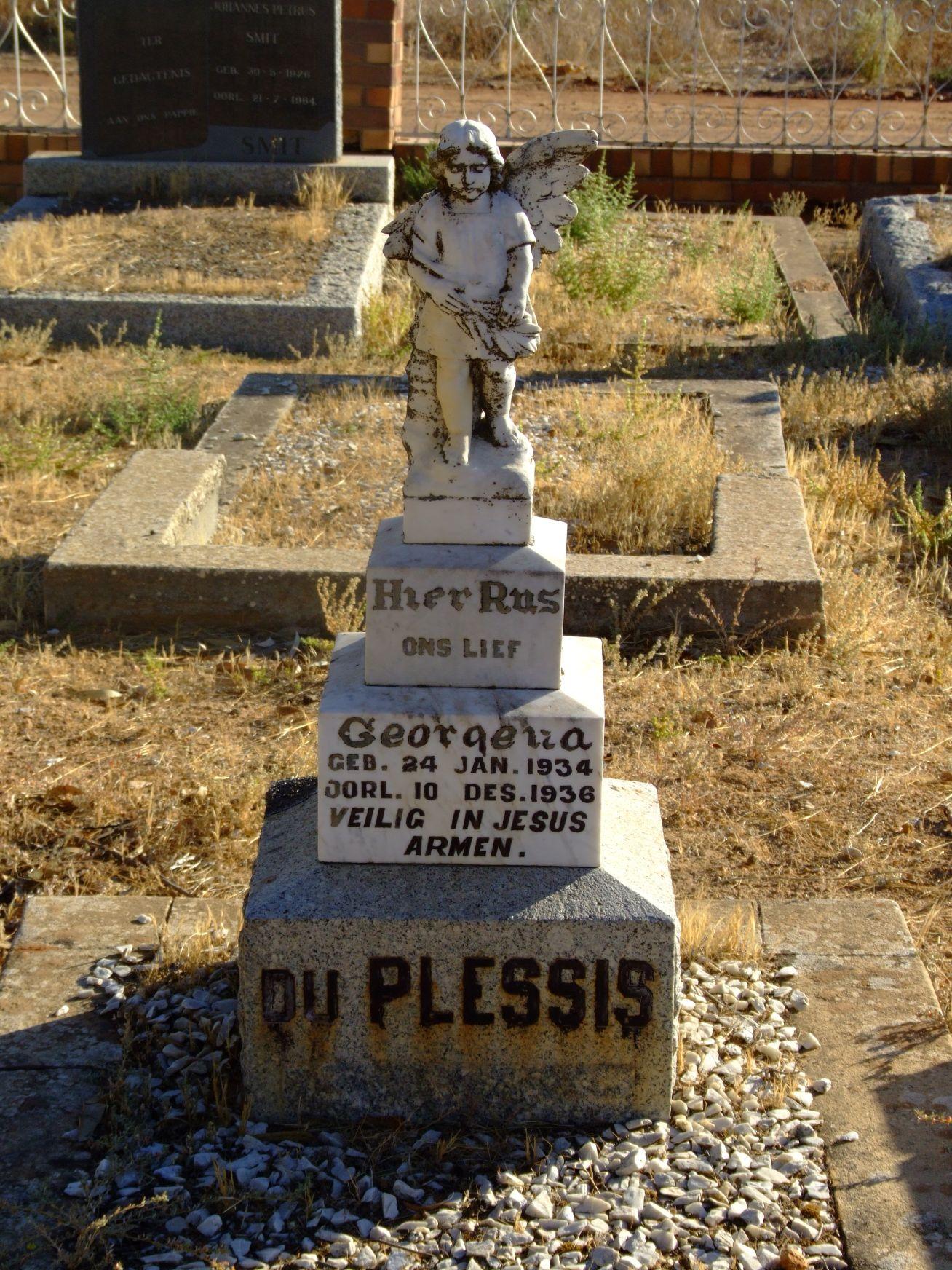 Du Plessis, Georgena