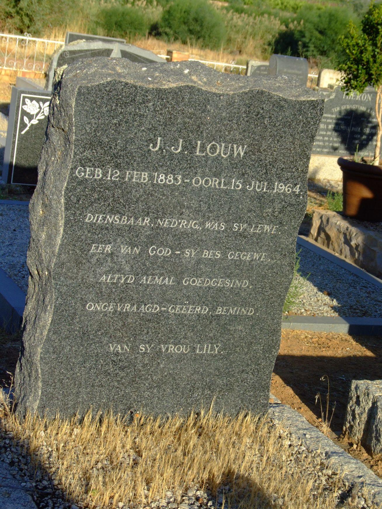 Louw J.J.
