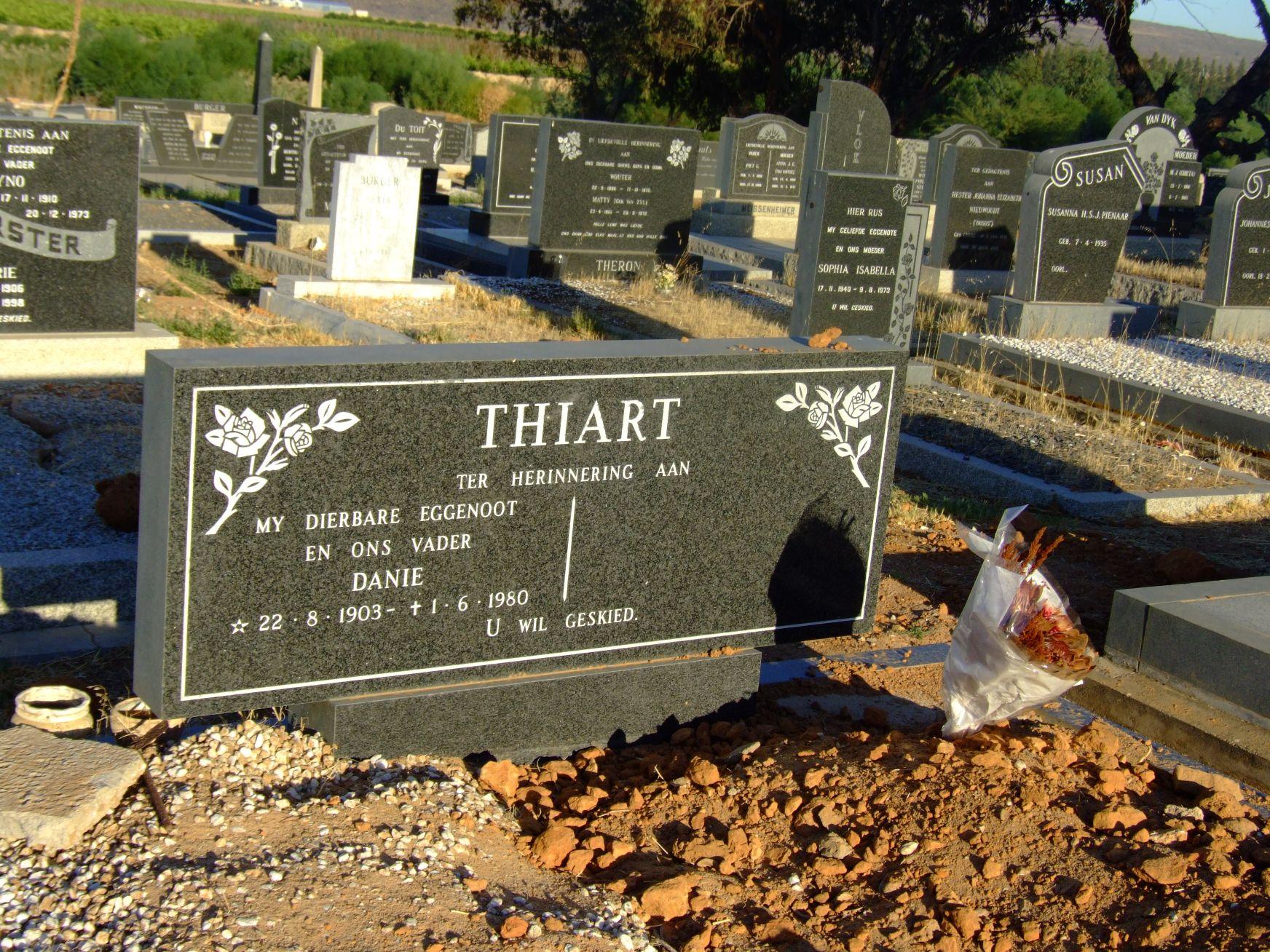Thiart, Danie