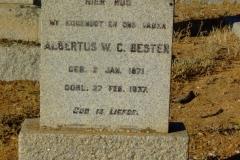 Bester, Albertus W.C.