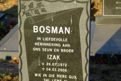 Bosman, Izak