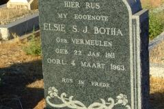 Botha, Elsie S. J.