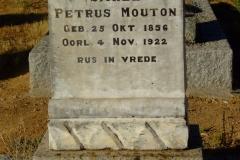 Mouton, Sarel Petrus