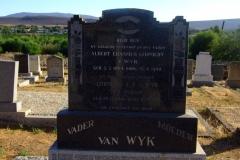 Van Wyk, Albert Erasmus + Van Wyk, Cornelia J. S.