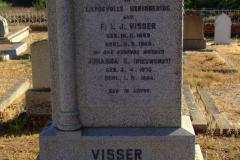 Visser, F I J and Visser, Johanna E